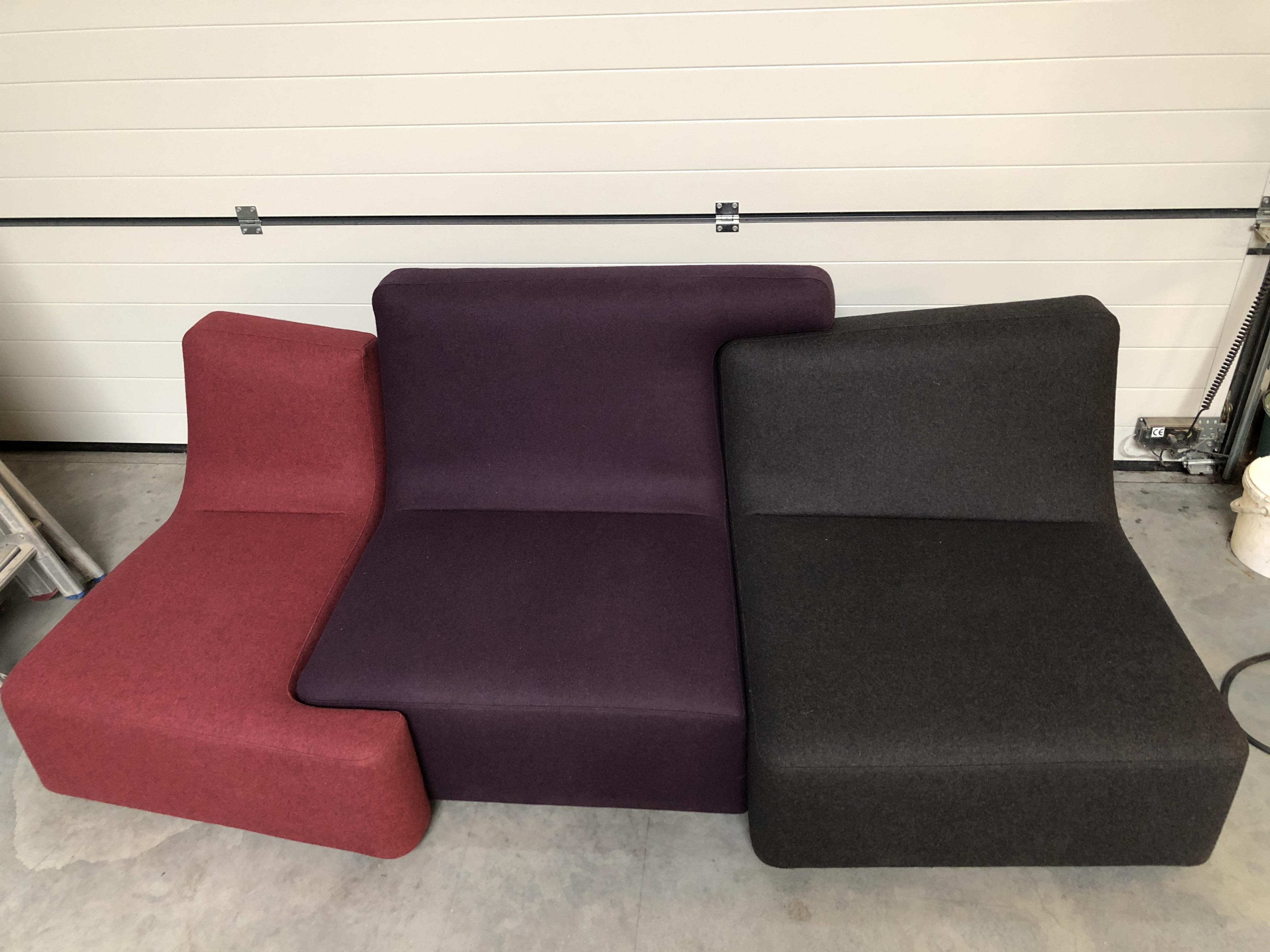 ligne roset confluences. Black Bedroom Furniture Sets. Home Design Ideas