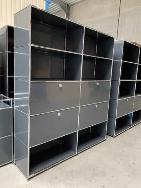 USM HALLER KAST 2X5 modules