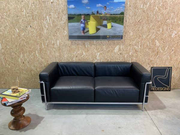 CASSINA LC3, 2-zit bank